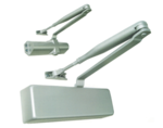 Door Closer Size 2-4  Satin Stainless